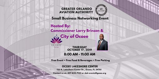 Greater Orlando Aviation Authority & City of Ocoee