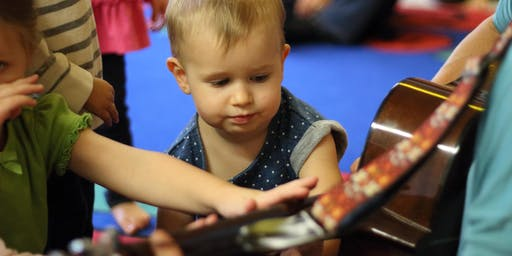 Family Music for Toddlers Trial Class