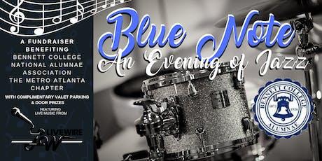 Blue Note: An Evening of Jazz Fundraiser for Bennett College tickets