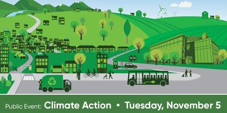 Public Event: Climate Action tickets