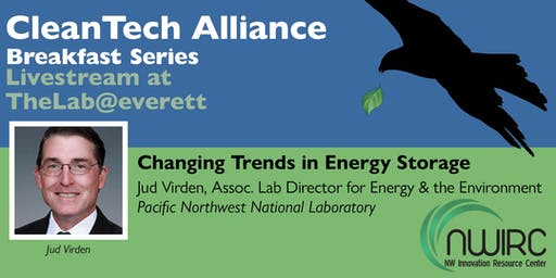 CleanTech at TheLab: Changing Trends in Energy Storage