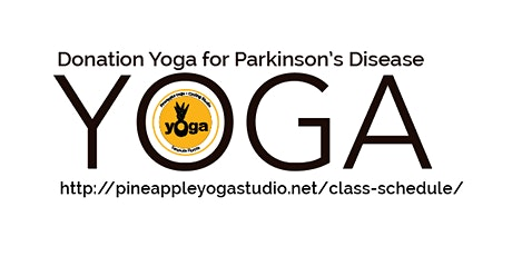 YogaReach Mindful Movement for Parkinson's Disease  tickets
