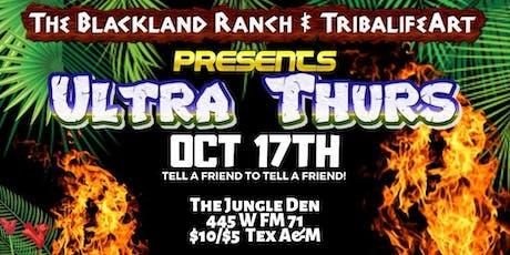 Ultra Thursday tickets