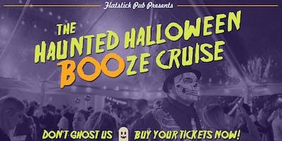 Flatstick Pub's Haunted Halloween BOOze Cruise!