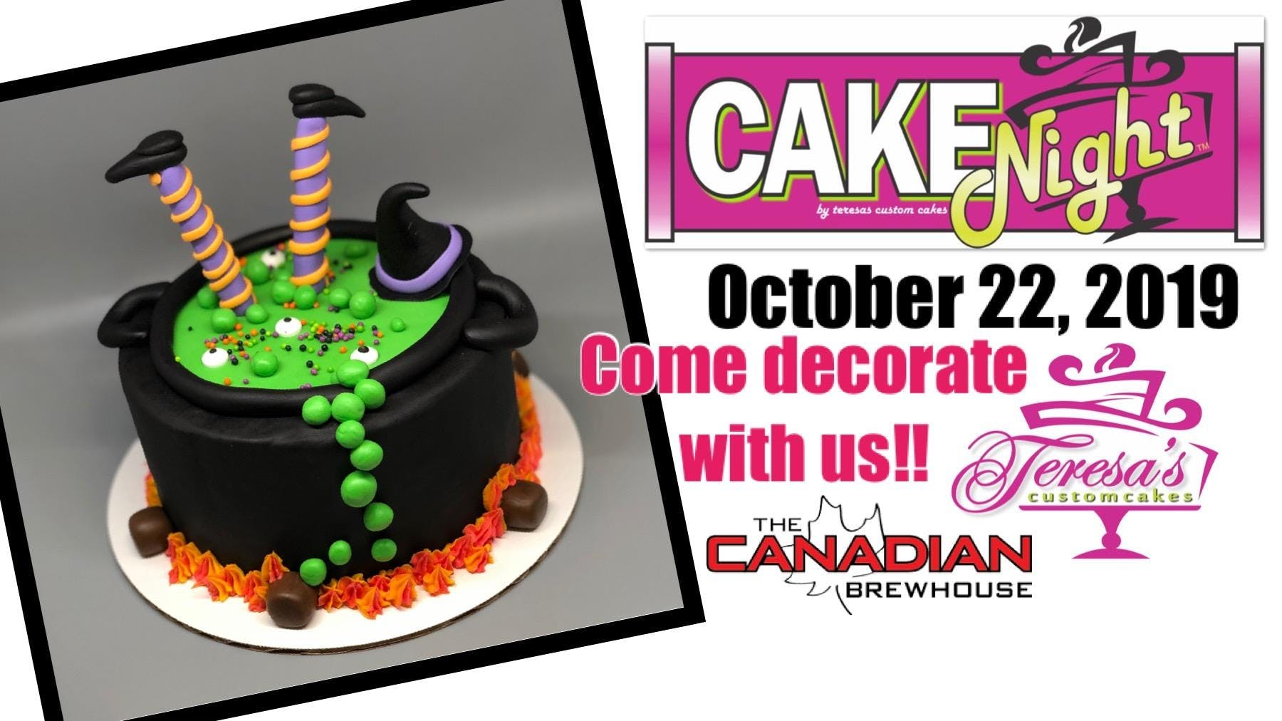 CakeNight Special Event