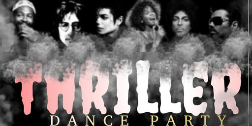 Thriller: Halloween Dance Party of Gone Legends