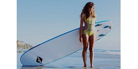 Surfboard & Wetsuit Rental- 2hr (08-08-2020 starts at 3:00 PM) tickets