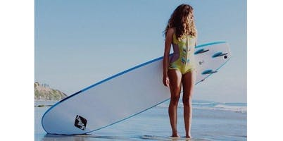 Surfboard & Wetsuit Rental - 4hr (2020-01-14 starts at 1:00 PM)