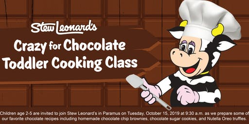 Crazy for Chocolate Toddler Class
