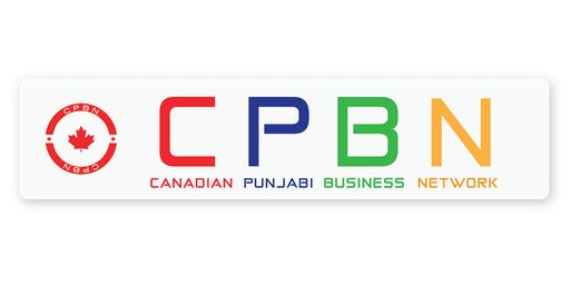 "CPBN ""GTA Progressive Punjabi Business Exhibition 2020"""