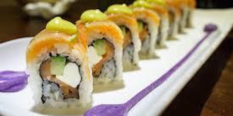 Roll-Your-Own Sushi Class - $34 per person tickets