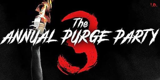 U of A Purge