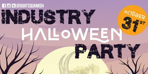 Industry Halloween Party
