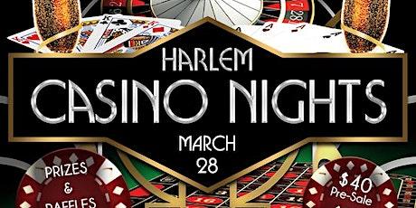 Harlem CASINO Nights tickets