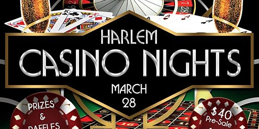 Harlem CASINO Nights