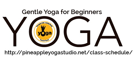 Gentle Yoga for Beginners  tickets