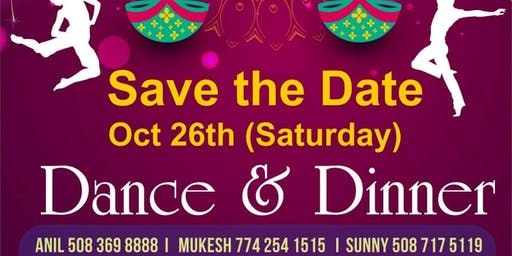 Celebrate Diwali - Dance & Dinner