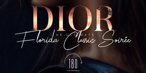DIOR (A Florida Classic Soirée)