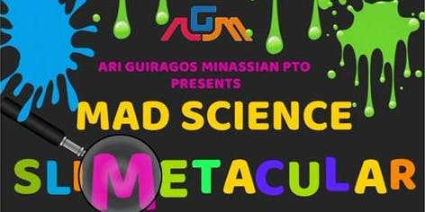 AGM Mad Science Slimetacular