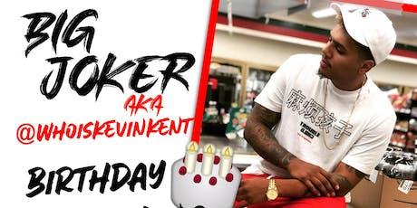 BIG JOKER  Birthday Homecoming Show tickets