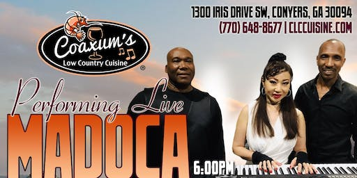 Madoca Performing Live @ Coaxum's Low Country Cuisine