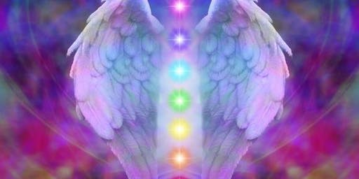 Strengthen your intuition with your Angels help 9 wk workshop WK 3