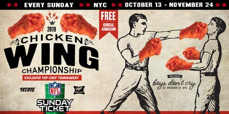 NYC Chicken Wing Championship  tickets