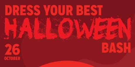Dress Your Best Halloween Bash tickets