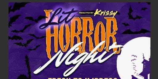 Lit Horror Night