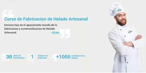 Fabricación Y Comercialización de Helado Artesanal