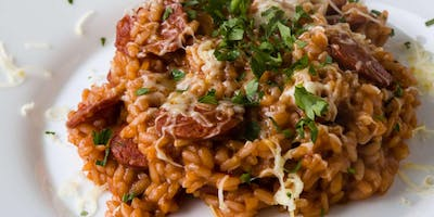 Classic Italian Risotto - Team Building by Cozymeal™