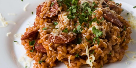 Classic Italian Risotto - Team Building by Cozymeal™ tickets