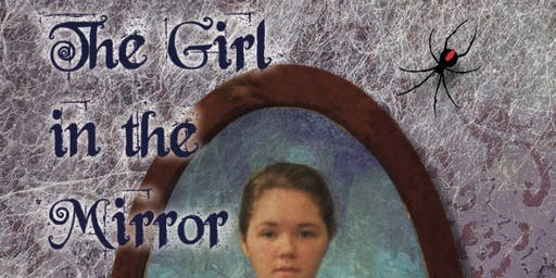 BOOK LAUNCH: The Girl in the Mirror