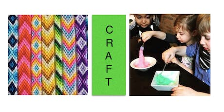 TORONTO CRAFT CON l Craft expo for kid sellers + buyers! Slime making, bracelet making + crafting! tickets