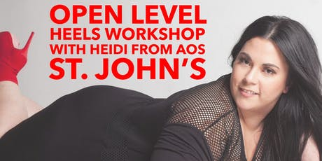 AOS Tri-Cities Presents a Workshop with Heidi Dowden from AOS St. John's tickets