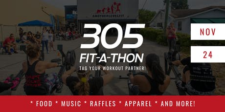 305 Fit-A-Thon (Powered by One Set 4 and Another Level Fit) tickets