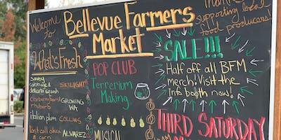 Third Saturday Market- Bellevue Farmers Market