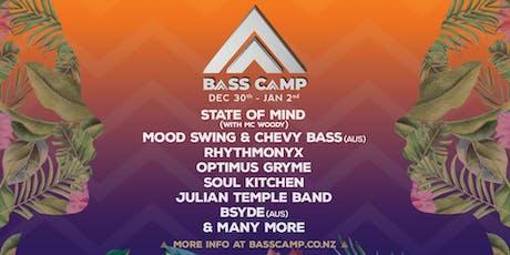 Bass Camp Festival 2019/2020 tickets