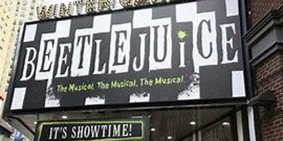 BEETLEJUICE ON BROADWAY BUS TRIP NYC