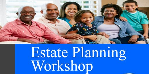 Mount Olive Baptist Church - Estate Planning Workshop 2019