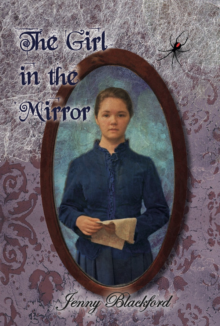BOOK LAUNCH: The Girl in the Mirror image