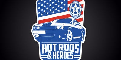 Heroes & Hot Rods Fall Festival at Gas Monkey Live!
