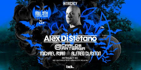 Intricacy Absolute Kansas City: Alex Di Stefano tickets