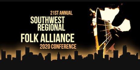 Southwest Regional Folk Alliance Conference tickets