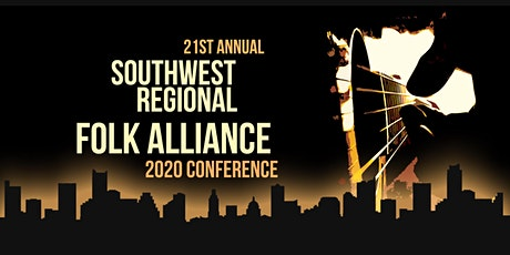 Southwest Regional Folk Alliance Conference tickets