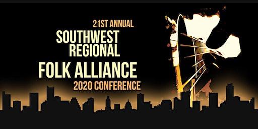 Southwest Regional Folk Alliance Conference