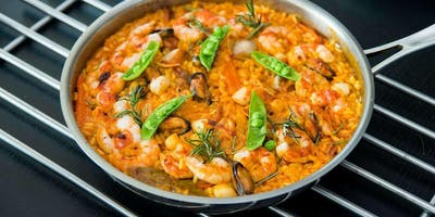 Classic Paella Techniques - Cooking Class by Cozymeal™