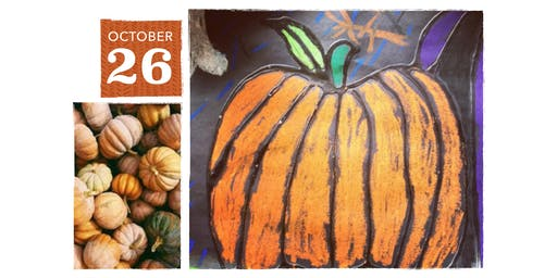 """""""Fall"""" in Love with Art - Kid's Art Class with   Christy Maurer"""