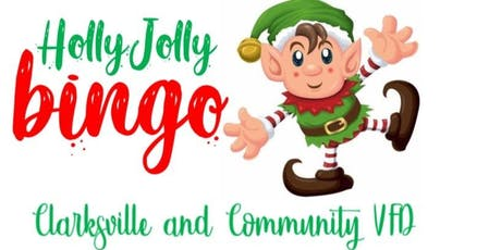 Holly Jolly Bingo tickets