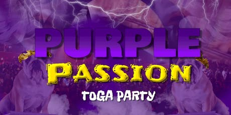 Purple Passion tickets
